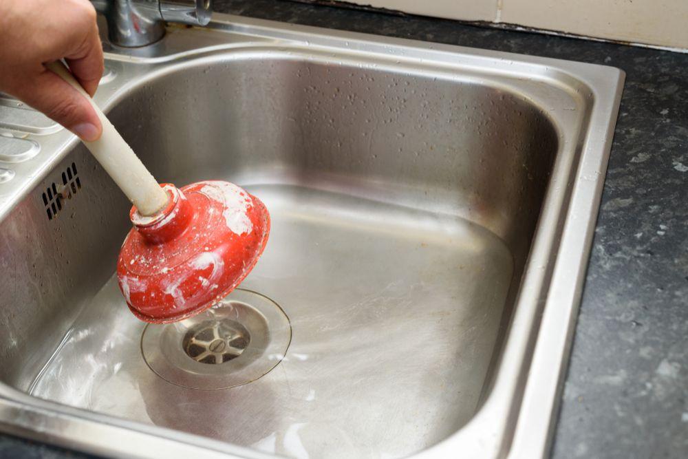 Blocked Sink Tottenham