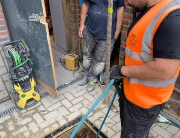 Drainage Services in Knightsbridge