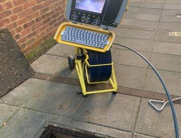 CCTV Drain Survey in North London