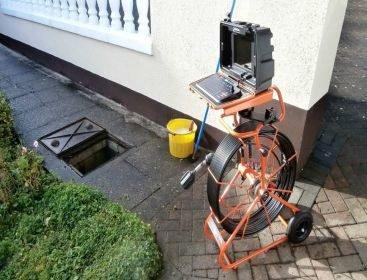 CCTV Drain Survey in Hackney
